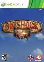 BioShock Infinite dvd cover