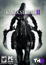 Darksiders II dvd cover