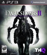Darksiders II cd cover