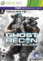 Tom Clancy's Ghost Recon: Future Soldier dvd cover