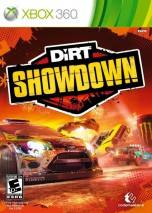 DiRT Showdown dvd cover