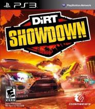 DiRT Showdown cd cover
