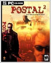 Postal 2 dvd cover