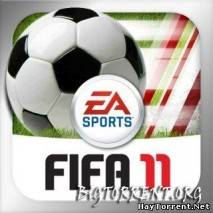 Fifa 11 Tracker dvd cover