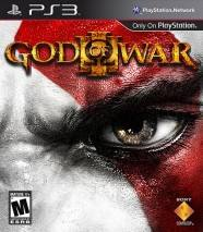 God of War III dvd cover