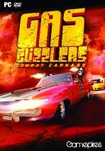 Gas Guzzlers Combat Carnage Cover