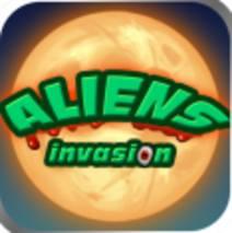 Aliens Invasion dvd cover