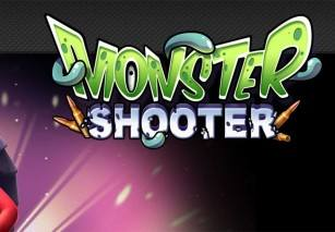 Monster Shooter dvd cover