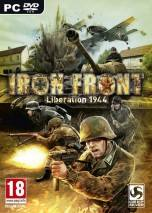 Iron Front: Liberation 1944  dvd cover