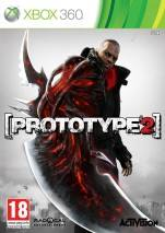Prototype 2: Excessive Force Pack dvd cover
