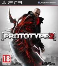 Prototype 2: Excessive Force Pack cd cover