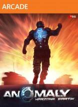 Anomaly: Warzone Earth dvd cover