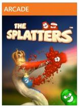 The Splatters cd cover
