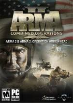 ArmA II: Combined Operations dvd cover