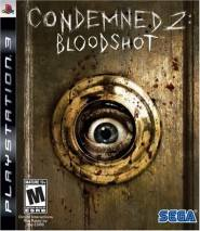 Condemned 2: Bloodshot cd cover