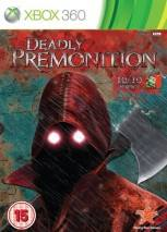 Deadly Premonition dvd cover