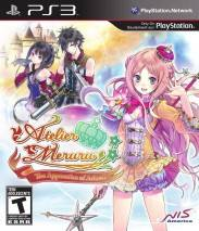 Atelier Meruru: The Apprentice of Arland dvd cover