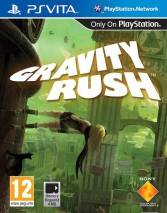 Gravity Rush dvd cover