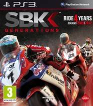 SBK Generations cd cover