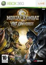 Mortal Kombat vs DC Universe  dvd cover