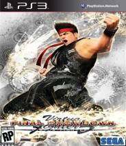 Virtua Fighter 5 Final Showdown dvd cover