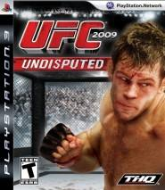 UFC 2009 Undisputed  cd cover