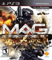 MAG dvd cover