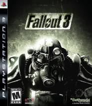 Fallout 3 cd cover