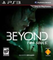 BEYOND: Two Souls dvd cover