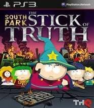 South Park: The Stick of Truth cd cover