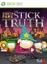 South Park: The Stick of Truth dvd cover