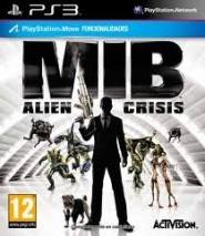 Men in Black: Alien Crisis cd cover