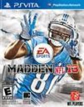 Madden NFL 13  dvd cover 