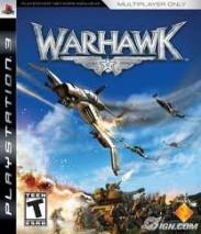 Warhawk cd cover