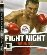 Fight Night Round 3 cd cover