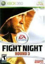 Fight Night Round 3 dvd cover