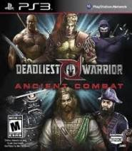 Deadliest Warrior: Ancient Combat cd cover