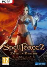 SpellForce 2: Faith in Destiny  dvd cover