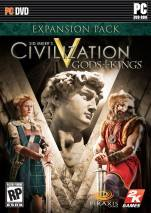 Sid Meier's Civilization V: Gods & Kings  poster