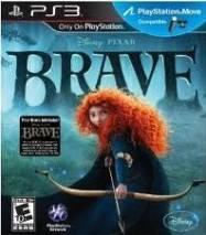 Brave: The Video Game cd cover