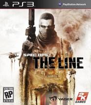 Spec Ops: The Line cd cover 