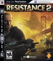 Resistance 2 dvd cover