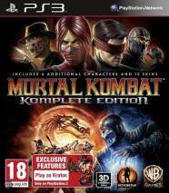 Mortal Kombat Komplete Edition cd cover