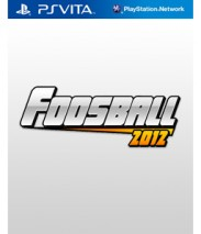 Foosball 2012 Cover