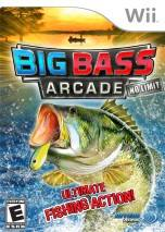 Big Bass Arcade: No Limit dvd cover