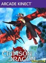 Crimson Dragon dvd cover