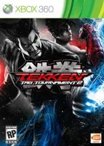 Tekken Tag Tournament 2 dvd cover