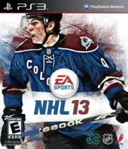 NHL 13 dvd cover