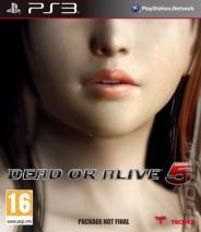 Dead or Alive 5 cd cover 