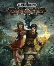 The Dark Eye: Chains of Satinav dvd cover